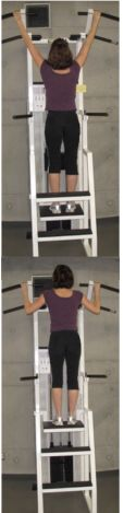 The Assisted Pull Up